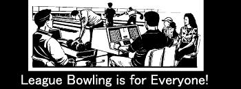 League Bowling is for Everyone!